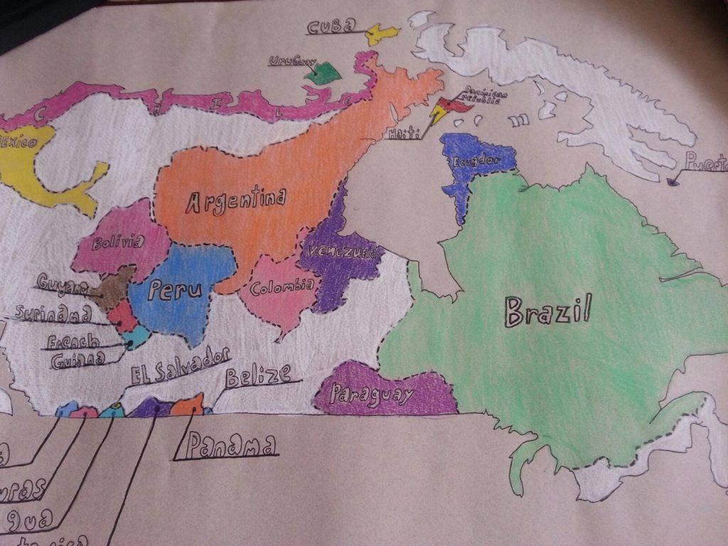 Julia's Map